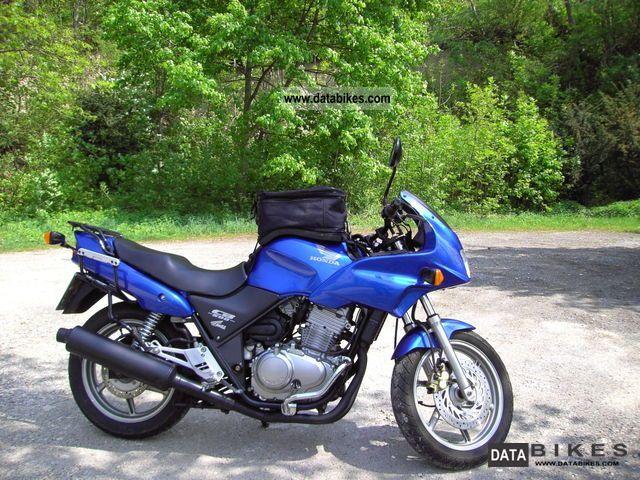 2002 Honda  CB 500 S Motorcycle Motorcycle photo