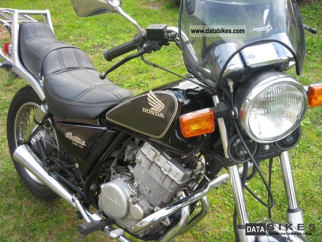 1996 Honda  CB 125 Motorcycle Chopper/Cruiser photo