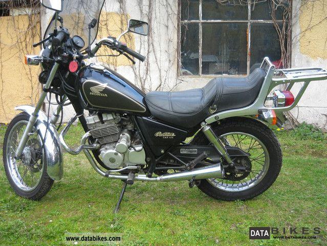 1996 Honda CB 125