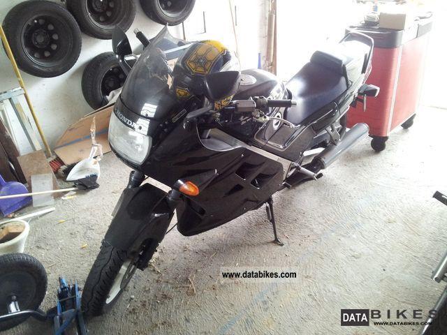 1989 Honda  VFR 750 F RC24 Motorcycle Motorcycle photo