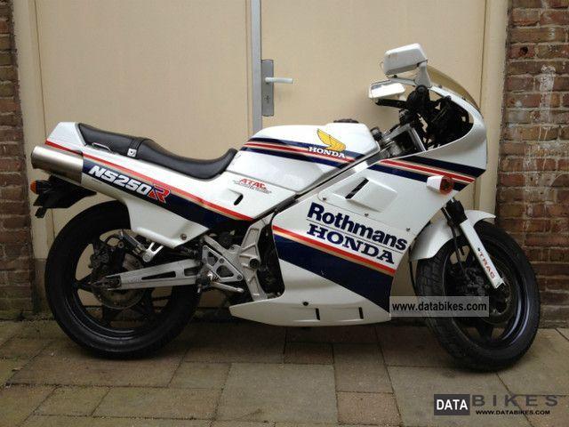 1985 Honda  NS250R Motorcycle Motorcycle photo