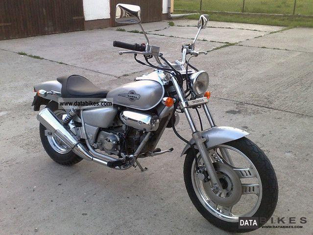 1995 Honda  Magna 50 Motorcycle Motor-assisted Bicycle/Small Moped photo