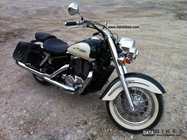 1999 Honda  Shadow VT 1100 C3 Motorcycle Chopper/Cruiser photo