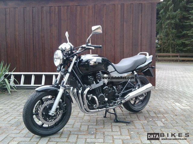 2003 Honda  Sevenfifty Motorcycle Naked Bike photo