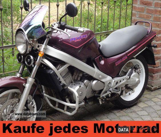 1991 Honda  NTV 650 Revere, with 1 year warranty Motorcycle Tourer photo
