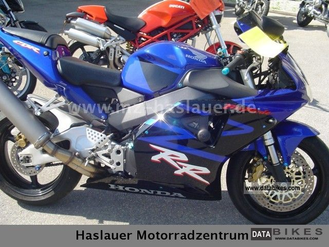Honda  CBR900RR 2003 Sports/Super Sports Bike photo