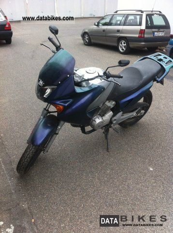 Honda  Montesa 2002 Motorcycle photo