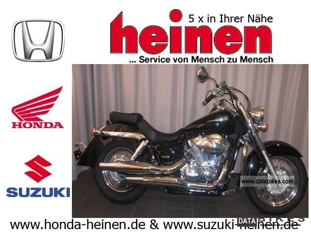 2011 Honda  VT 750 SHADOW ABS * TOP OFFER * Motorcycle Chopper/Cruiser photo