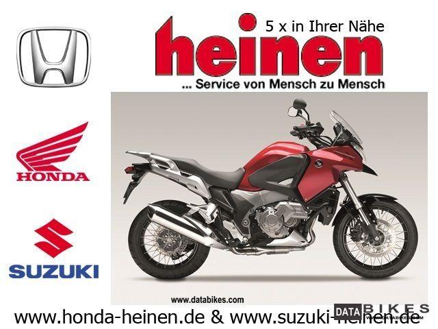 2011 Honda  ABS VFR CROSS TOURER 1200 X * 2012 * NEUMODELL Motorcycle Enduro/Touring Enduro photo