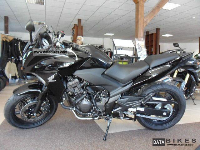 2012 Honda  CBF 1000 FA Motorcycle Sport Touring Motorcycles photo