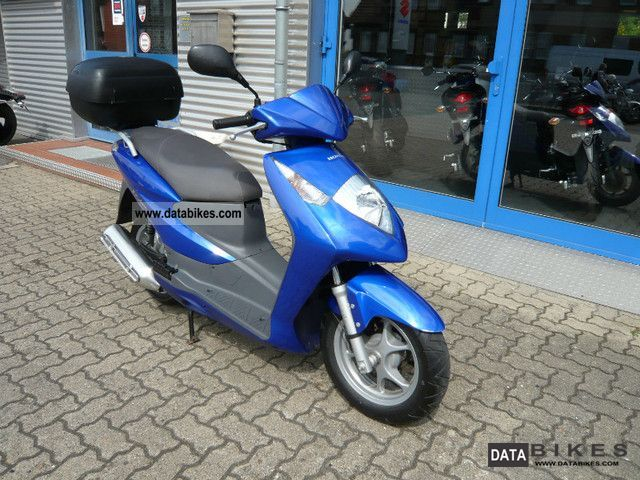 Honda  Dylan 125 2007 Scooter photo