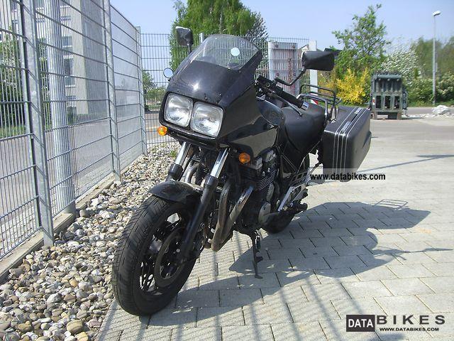 1987 Honda  CBX 750 F Motorcycle Motorcycle photo
