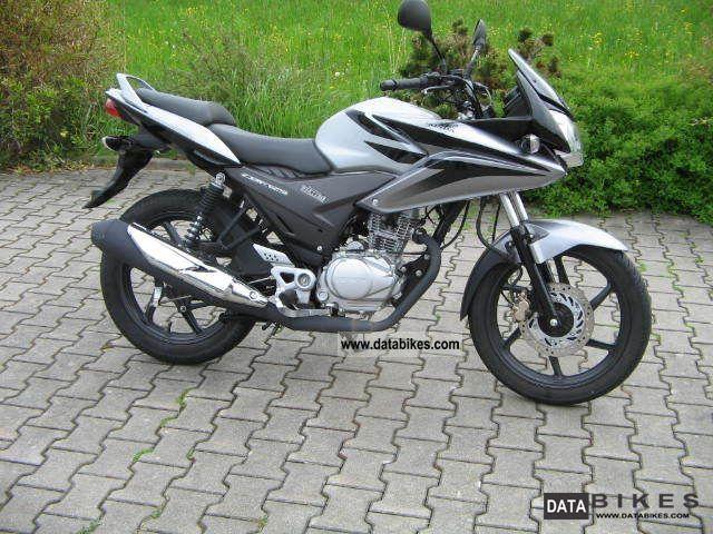 2010 Honda  CBF 125 Motorcycle Lightweight Motorcycle/Motorbike photo