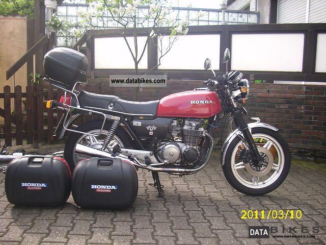 1982 Honda  CB650RC03 Motorcycle Tourer photo