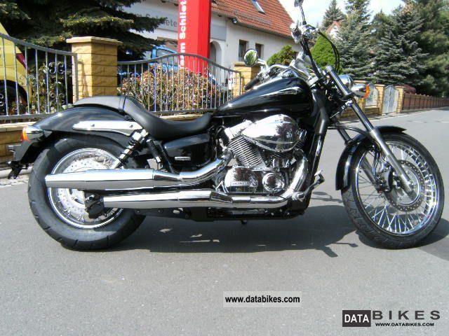 2011 Honda  VT 750 Spirit ABS Motorcycle Chopper/Cruiser photo