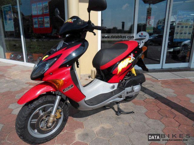 2001 Honda X8r X