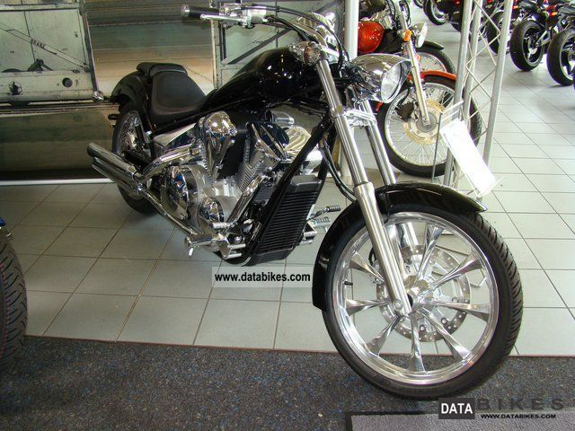 Honda  VT1300CX 2010 Chopper/Cruiser photo