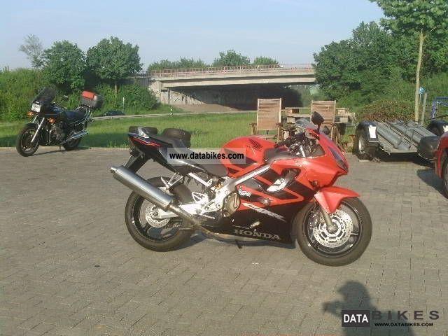 2007 Honda  cbr 600 Motorcycle Sports/Super Sports Bike photo