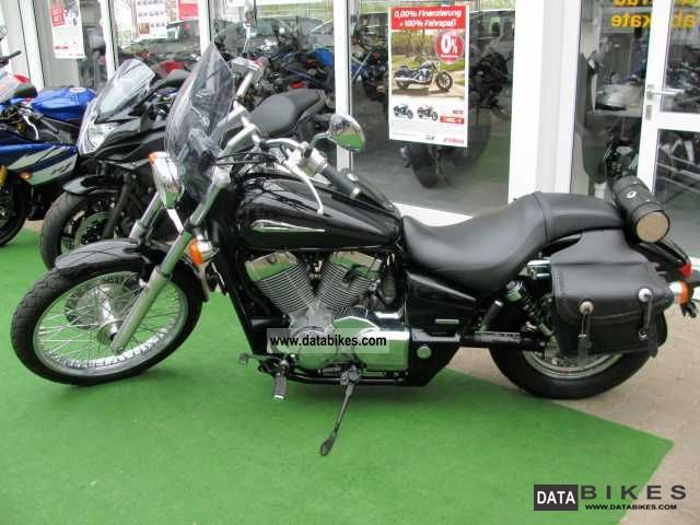 2009 Honda  VT750 Spirit Motorcycle Chopper/Cruiser photo