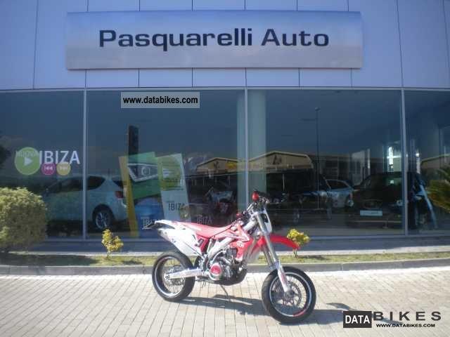 2010 Honda  HM CRM F500X Motorcycle Motorcycle photo