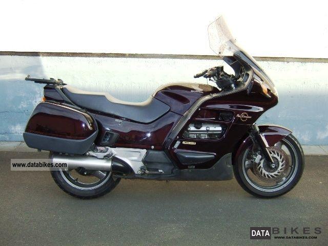 1992 Honda  ST1100 Pan European ABS / CBS + TCS Motorcycle Tourer photo