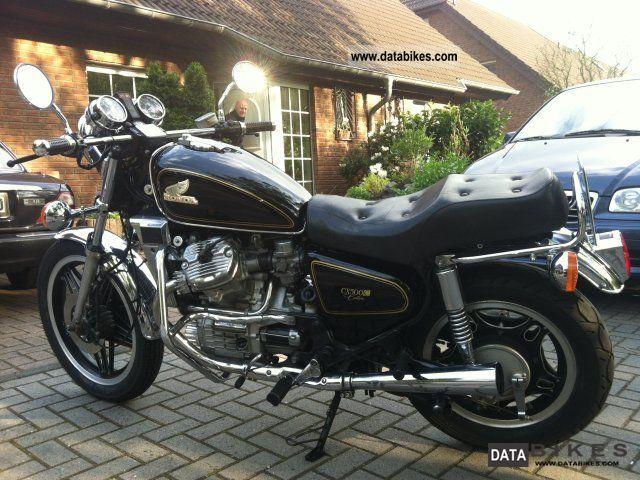 1982 Honda  CX500C CX500 Motorcycle Chopper/Cruiser photo