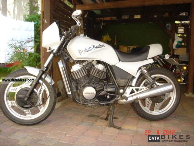 1988 Honda  VT 500 Bopper Motorcycle Chopper/Cruiser photo