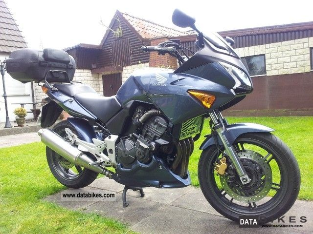 2005 Honda  CBF600S Motorcycle Tourer photo