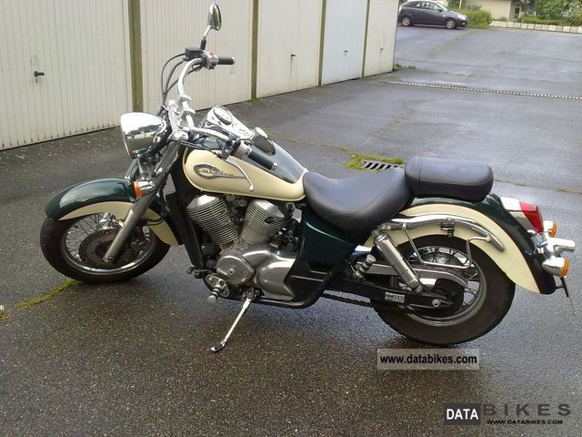 1998 Honda  750 C Shadow Motorcycle Chopper/Cruiser photo
