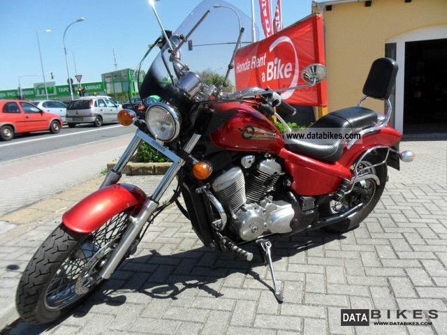 1998 Honda  VT 600 Shadow Motorcycle Chopper/Cruiser photo