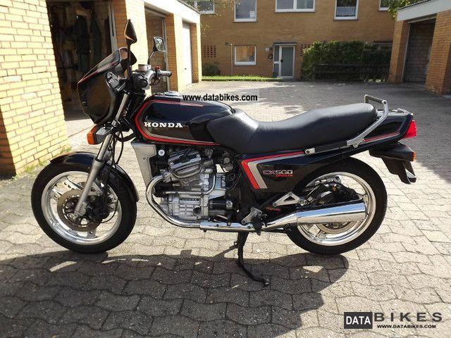 1982 Honda  CX 500 E Motorcycle Motorcycle photo