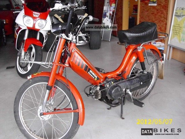 Honda  HONDA MOPED MOFA CAMINO-S-RARE 1970 Vintage, Classic and Old Bikes photo