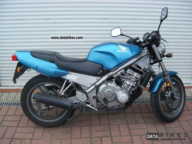 Honda CB1 CB400 NC27.