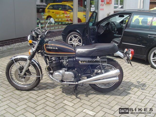 Honda  CB 750K 1978 Vintage, Classic and Old Bikes photo