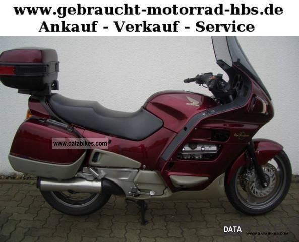 1995 Honda  ST1100 Pan Europea SC26 financing Motorcycle Sports/Super Sports Bike photo