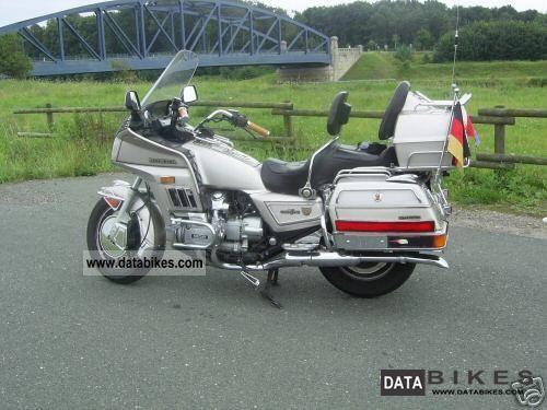1990 Honda  Gold Wing 1200 Motorcycle Motorcycle photo