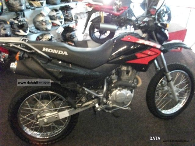 Honda Xr 125 Modification Honda Bikes And Atv S With Pictures