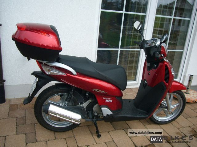 2008 Honda  SH 125i Motorcycle Scooter photo