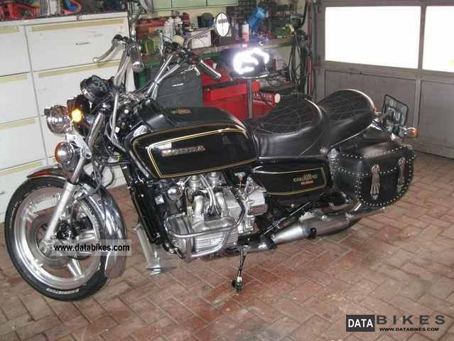 Honda  Gold Wing GL 1000 1979 Vintage, Classic and Old Bikes photo
