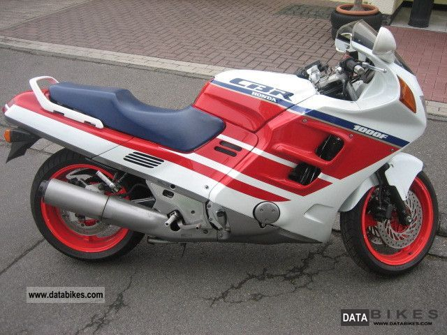 1990 Honda  CBR 1000F SC24 Motorcycle Motorcycle photo