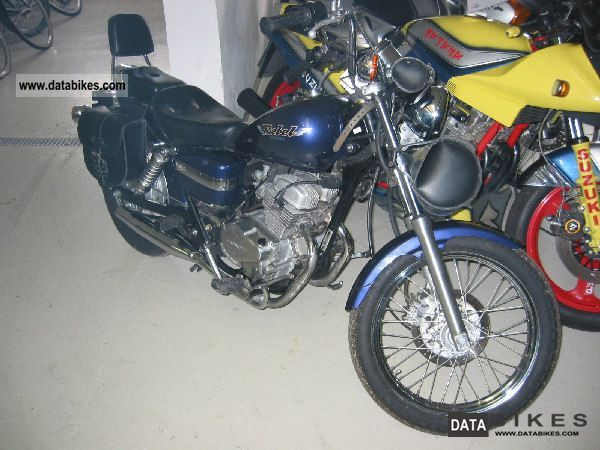 1997 Honda  CA125T Motorcycle Chopper/Cruiser photo