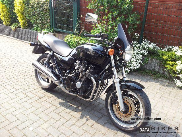 2002 Honda  sevenfifty Motorcycle Motorcycle photo