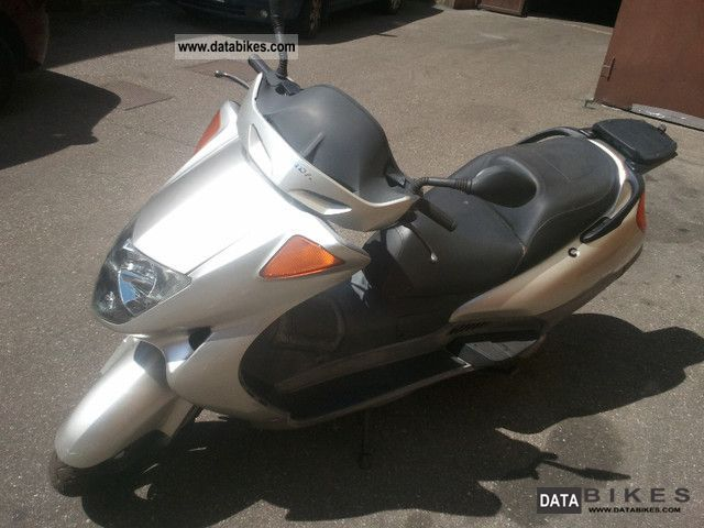 1999 Honda  05 JF Motorcycle Scooter photo