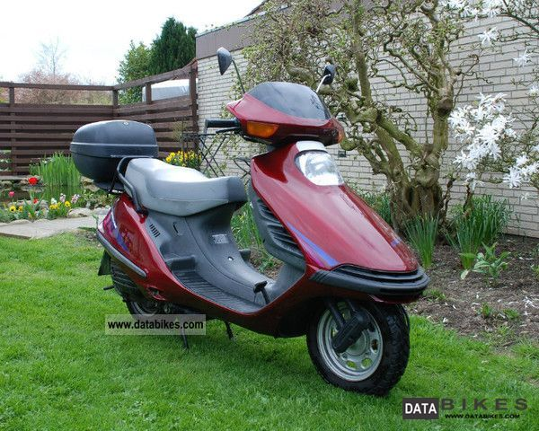1997 Honda  CH 125 Spacy Motorcycle Scooter photo