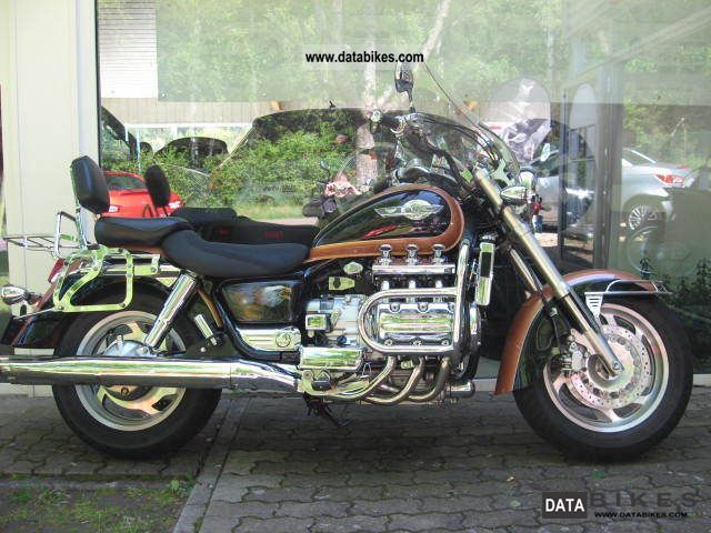 1998 Honda  F 6 C Motorcycle Chopper/Cruiser photo