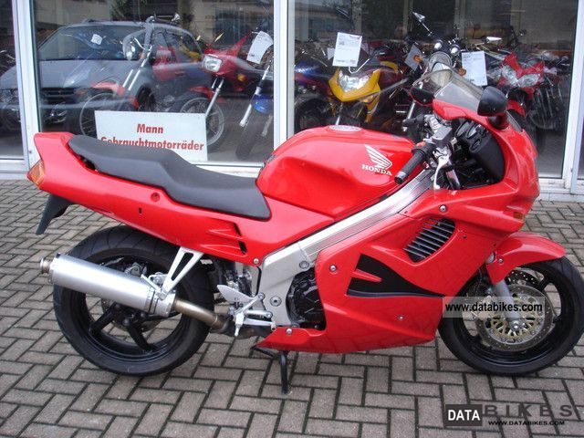 1995 Honda  VFR 750 Motorcycle Motorcycle photo