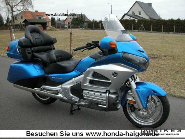 2011 Honda  GL1800 NAVI ABS / Airbag Goldwing Gold Wing Motorcycle Motorcycle photo