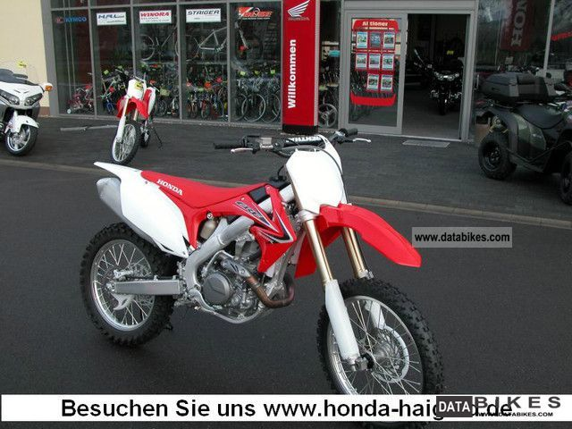 2011 Honda  CRF450R with e-2012er model kit NEW site! Motorcycle Rally/Cross photo