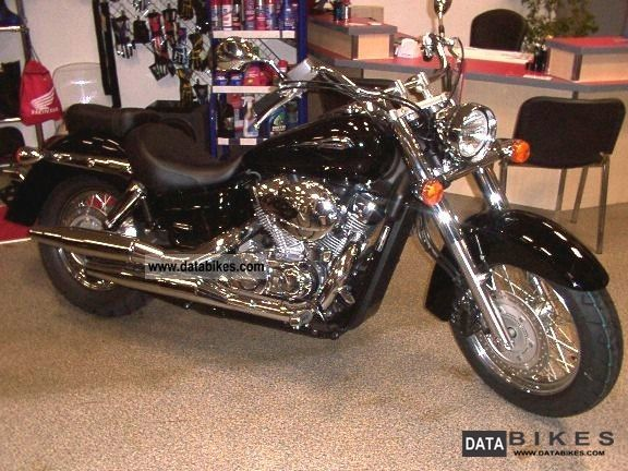 2011 Honda  VT750 CSA ABS Motorcycle Chopper/Cruiser photo