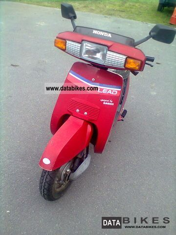 1989 Honda  AF01 Motorcycle Motor-assisted Bicycle/Small Moped photo